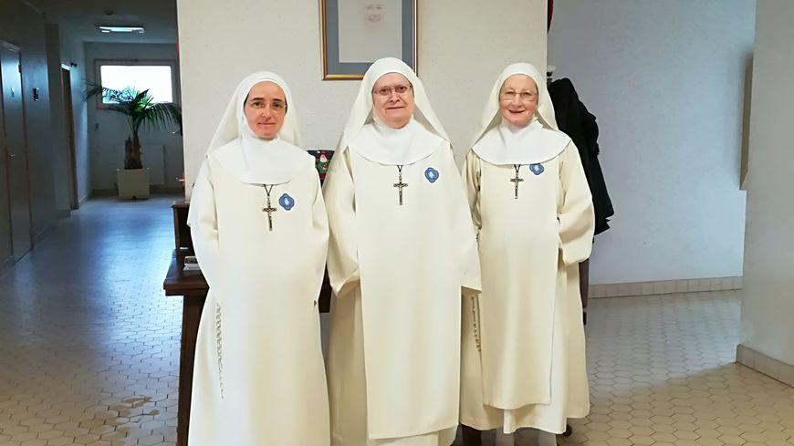 Les petites Sœurs de Marie sont installées à Saint-Aignan-sur-Roë depuis plus de 50 ans.