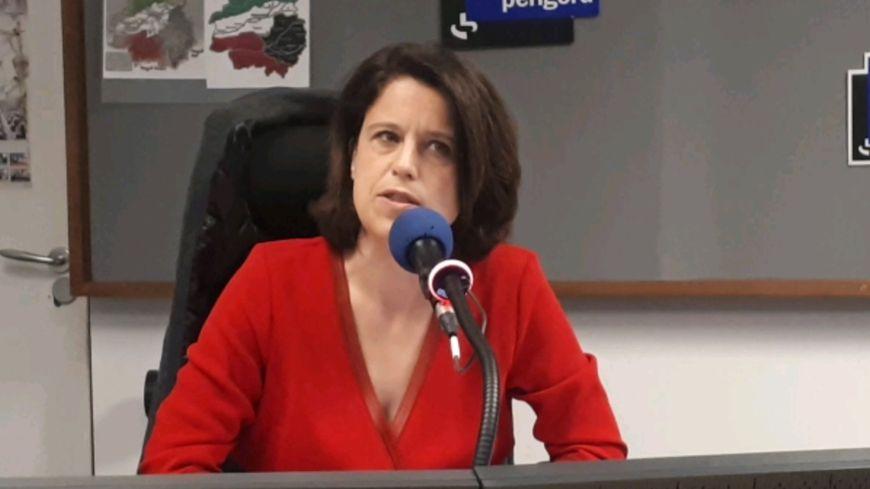 Anne-Gaëlle Baudouin-Clerc, préfète de la Dordogne