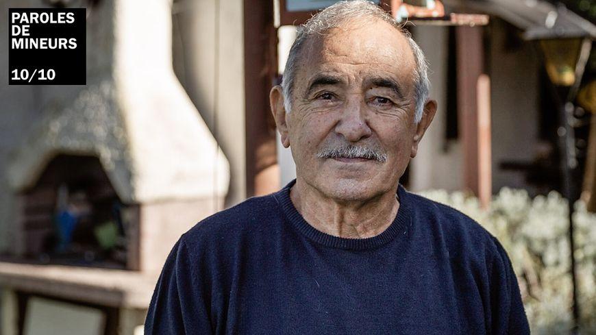 Fernand Fraisse, ancien mineur