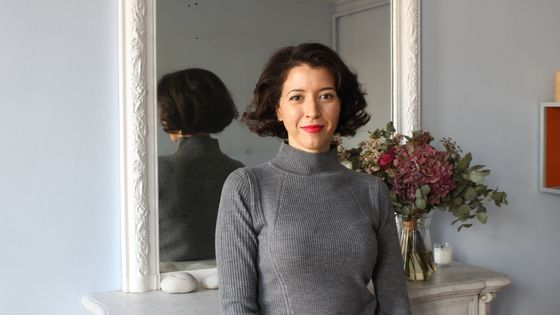 Lisette Oropesa à Paris.