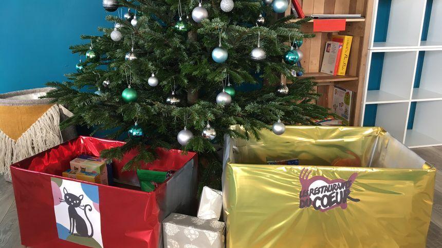 Cadeau De Noel à La Mode.La Côte D Or Prépare Déjà Noël Mais En Mode Recyclage Et