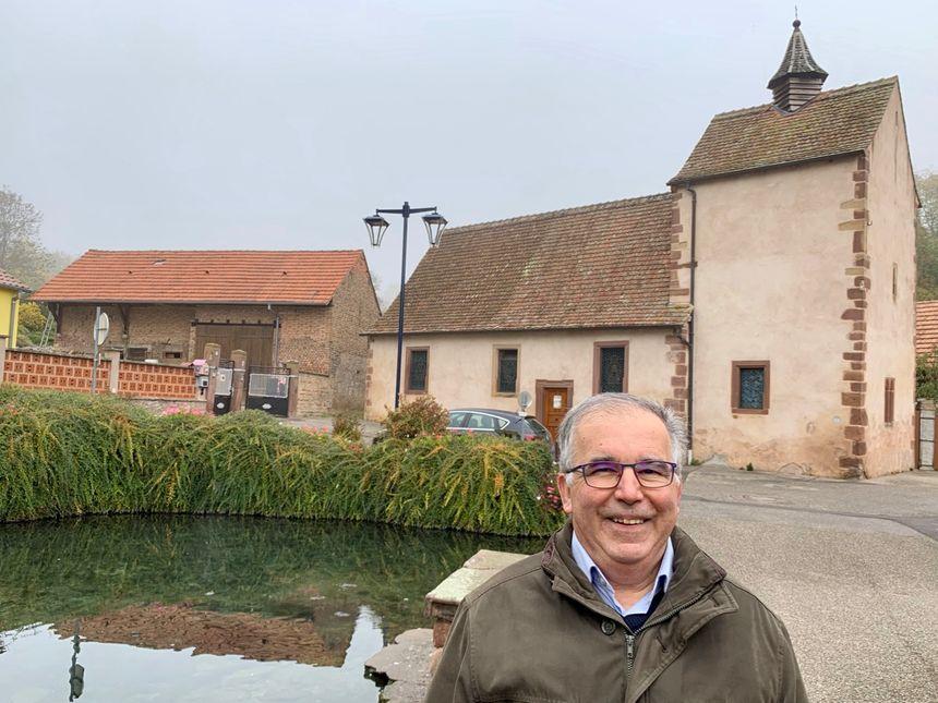 Kuttolsheim, Jean-Louis Pierre, le lac et la chapelle