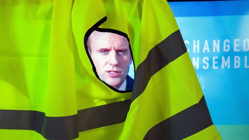 Les gilets jaunes de Fontaine-les-Dijon ont regardé le discours d'Emmanuel Macron mais n'ont pas été convaincus.