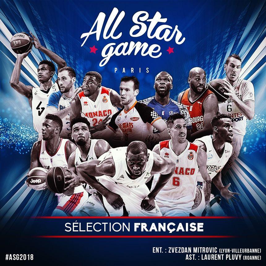 L'affiche du All Star Game