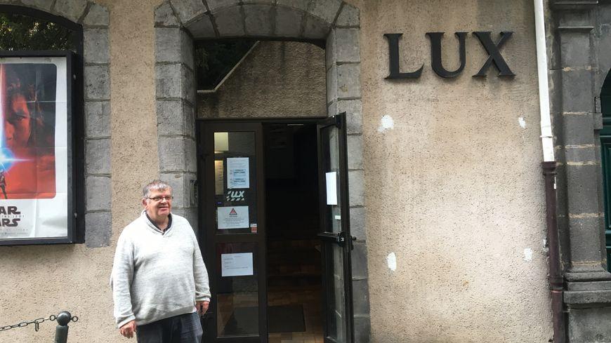 Patrick CHRISTOPHE gérant du Lux