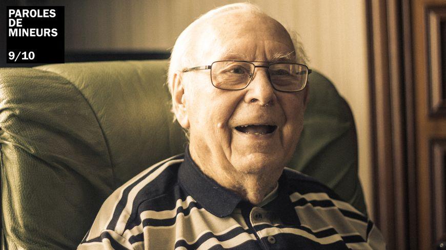 Hans Goldenstedt, mineur et prisonnier de guerre
