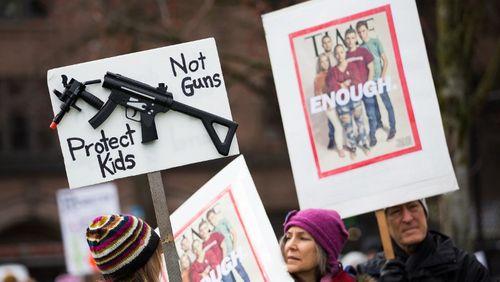 Un monde à cran (3/4) : De Parkland à Washington : se mobiliser contre les armes