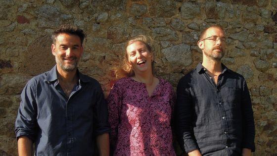 Sylvain Lemêtre, Poline Renou, Matthieu Donarier