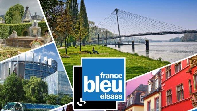 France Bleu Elsass, radio rhénane