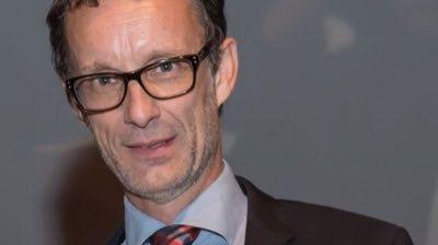 Eric Vaillant, futur procureur de Grenoble