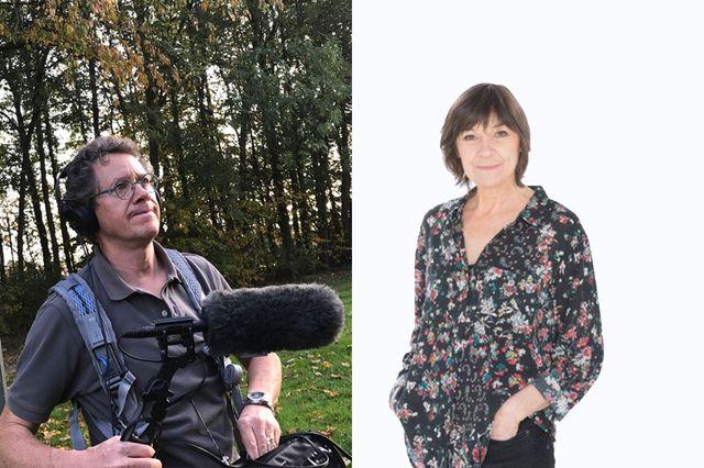 Jean-Marc Vierset et Nicole Debarre
