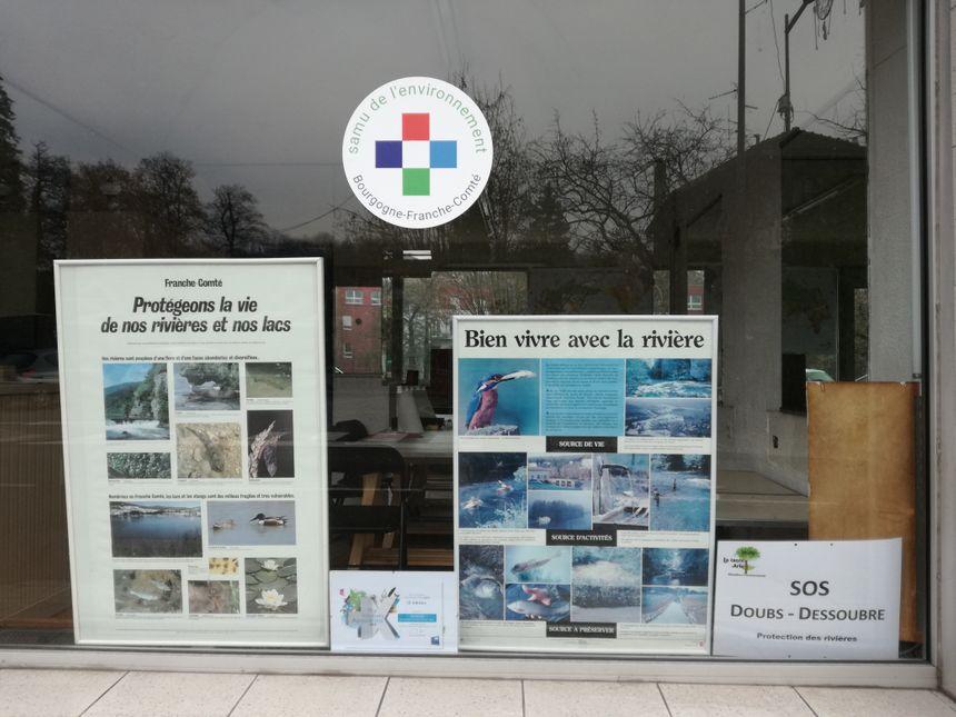 Un nouveau local du Samu de l'environnement a ouvert il y a un mois 27 Grande rue à Audincourt.
