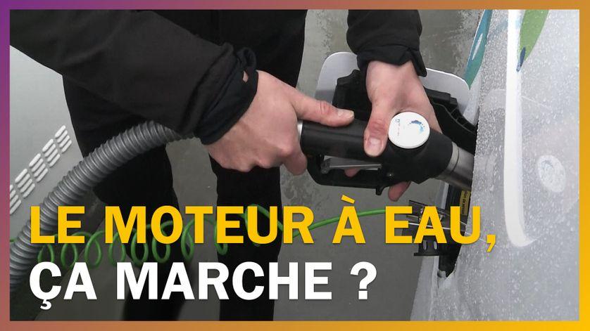 Carburant Le Moteur A Eau Ca Marche