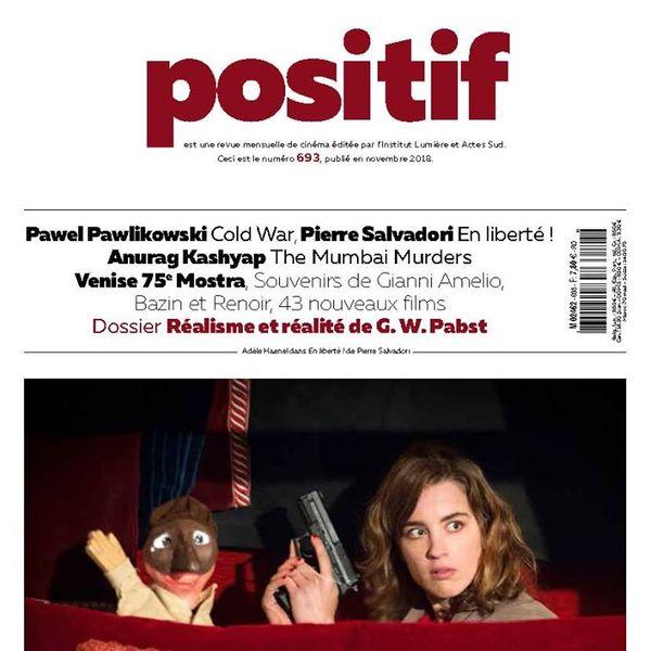 Ciné Tempo en partenariat avec POSITIF
