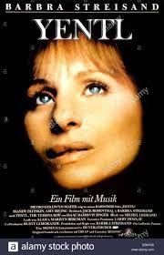 Yentl, film de Barbra Streisand (musique : Michel Legrand), le 12 décembre