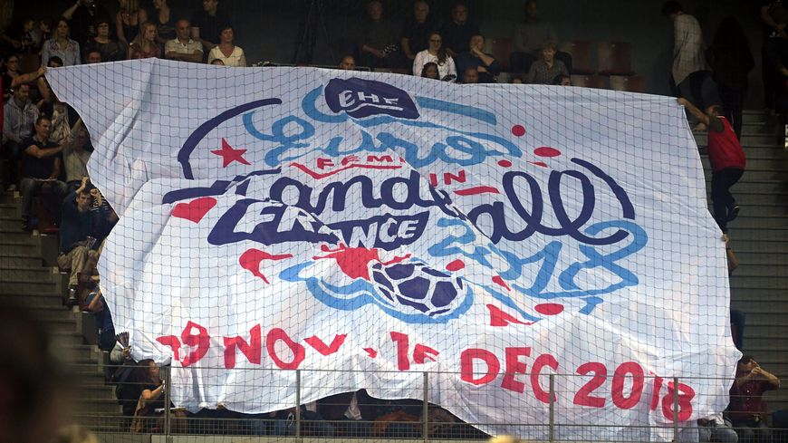 Le championnat d'Europe de handball féminin 2018 se dispute en France.
