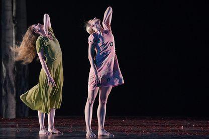 """""""Verklarte Nacht"""" de Anne Teresa de Keersmaeker par le Ballet de l'Opera de Paris"""