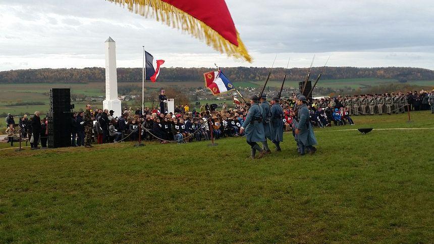 Thomas d'Azemar, descendant du colonel Charles de Menditte, commandant des troupes engagées dans la dernière offensive, évoque l'histoire de ce dernier combat.