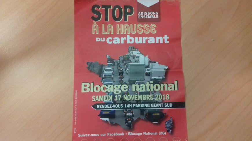 15.000 tracts été imprimés dans la région de Valence