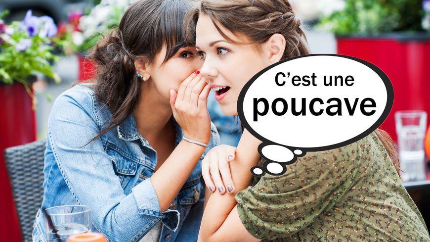 """Le mot """"poucave"""" dans le Dico des Ados sur France Bleu Besançon"""