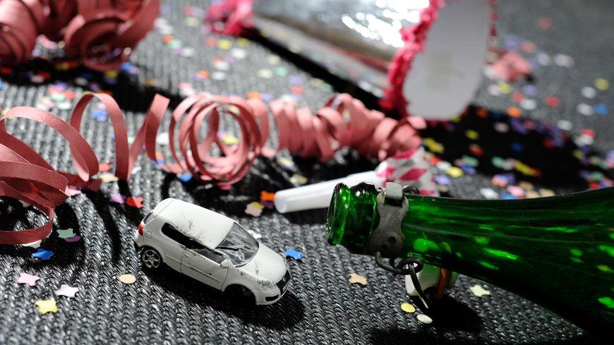 L'alcool, la nuit, l'une des premières causes de mortalité routière en France