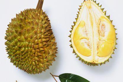 """Durian, le """"roi des fruits"""""""