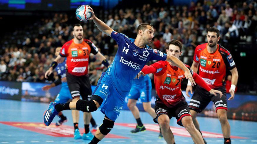 Michaël Guigou pourrait quitter le Montpellier Handball à la fin de l'année