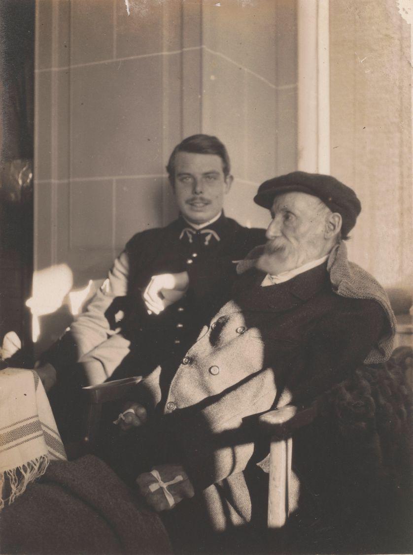 Pierre-Auguste Renoir, mon père de Jean Renoir 838_19._bonnard_pierre-auguste_et_jean_renoir