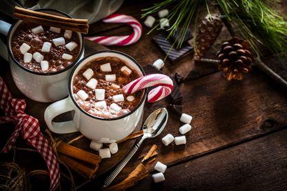 Du chocolat chaud fait maison... et vous quels sont vos petits plaisirs de Noël ?