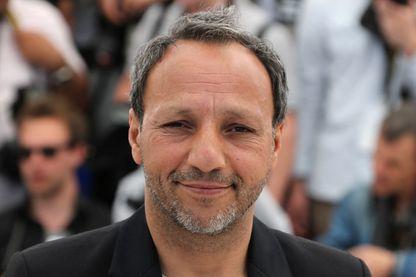 Hiner Saleem, réalisateur irakien, d'origine kurde (au festival de Cannes, le 22 mai 2013).