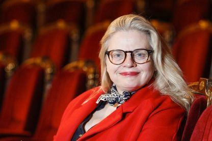 Isabelle Nanty, actrice, réalisatrice et metteur en scène française
