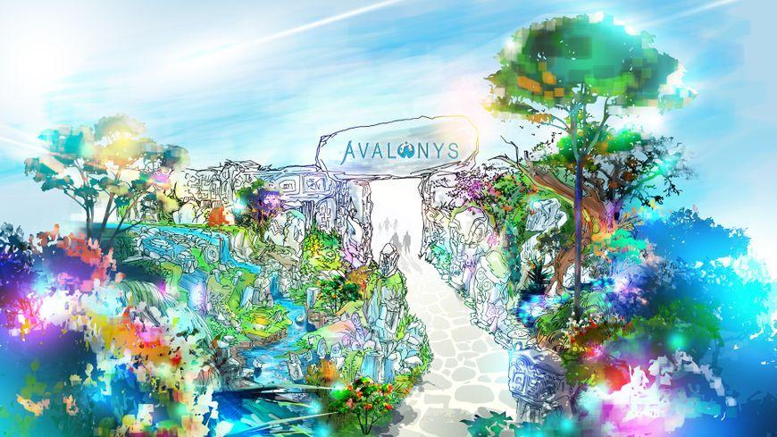 Le projet de parc d'attractions Avalonys à Guipry-Messac.