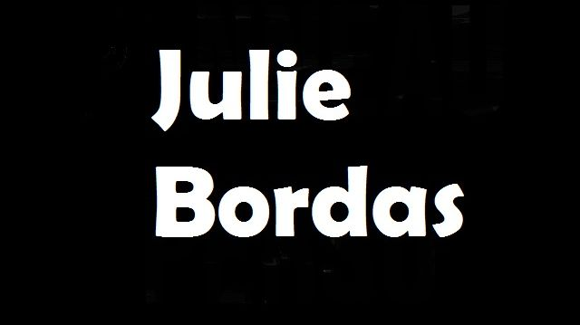 Julie Bordas