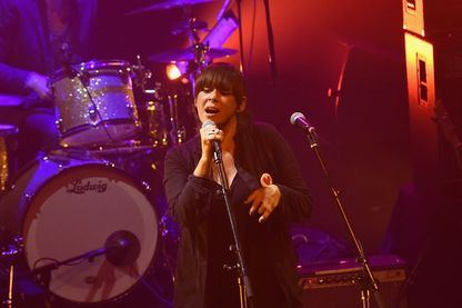Cat Power sur scène à New York en 2017