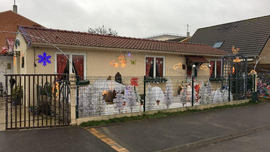 Chez Raymonde et Fernand, c'est Noël avant l'heure