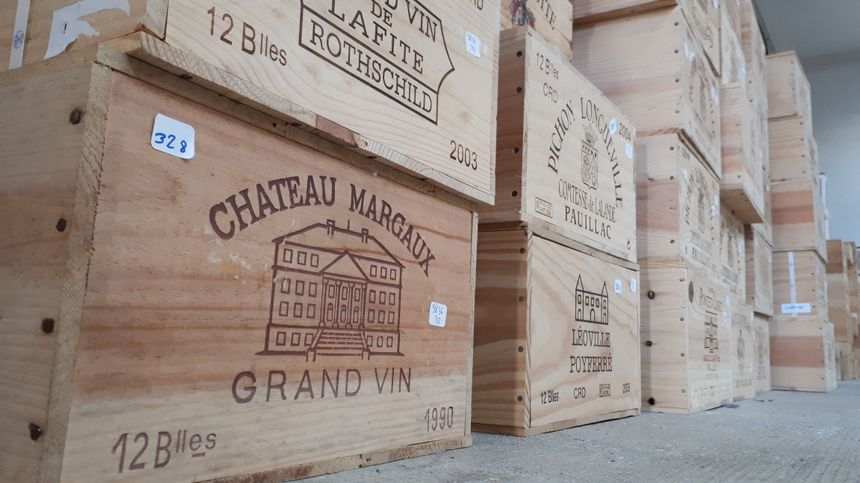 """""""L'effet caisse"""" fait généralement monter le prix des vins concernés"""