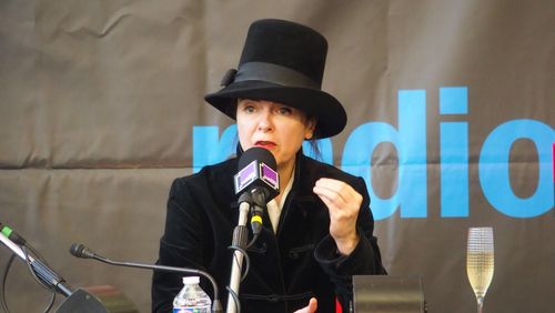 Amélie Nothomb en direct