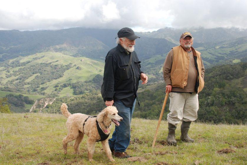 Jim Harrison Et Gary Snyder Esprits Sauvages