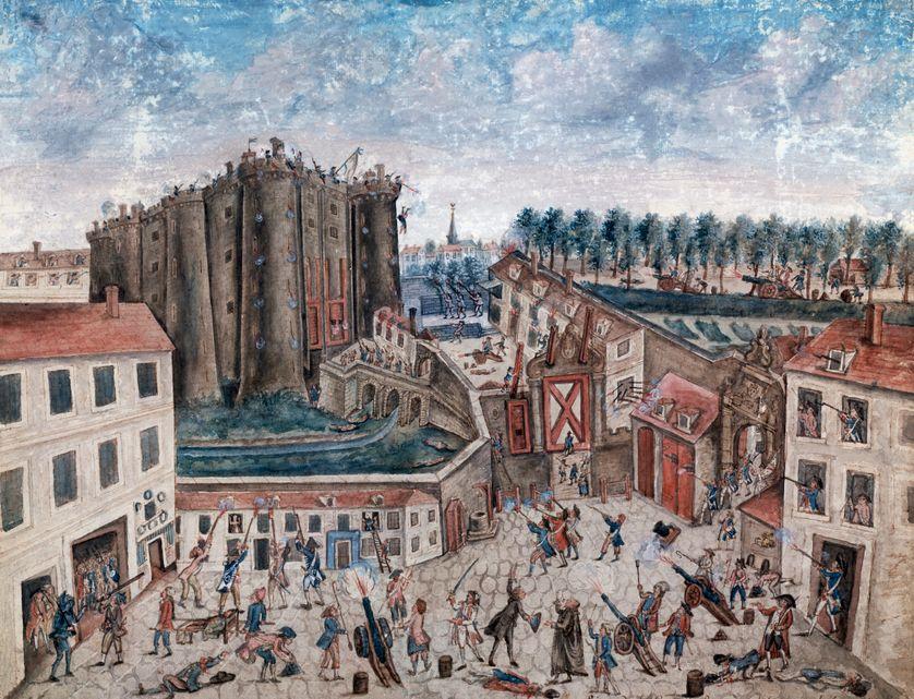 Paris en 1789