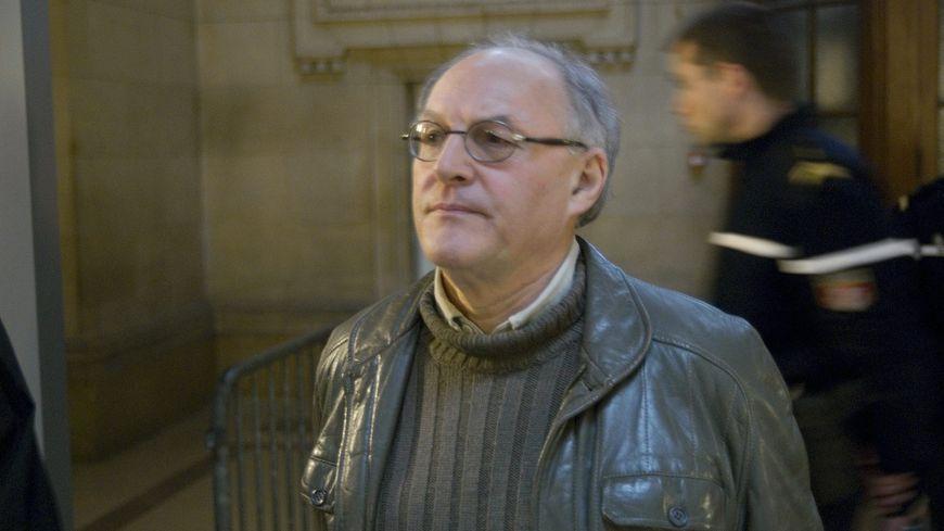 Bernard Sainz, 75 ans, a comparu pour la deuxième fois devant la cour d'appel de Caen.