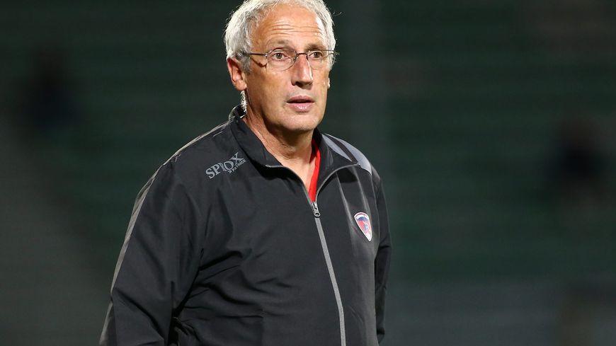 Pascal Gastien, élu meilleur entraîneur de l'année en Ligue 2