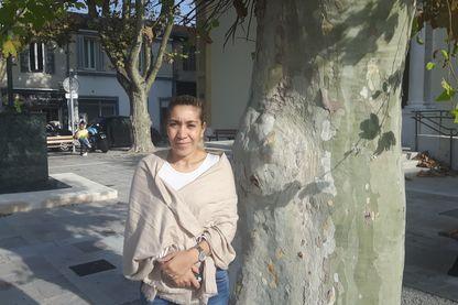 Hella Kherief, aide-soignante à Marseille