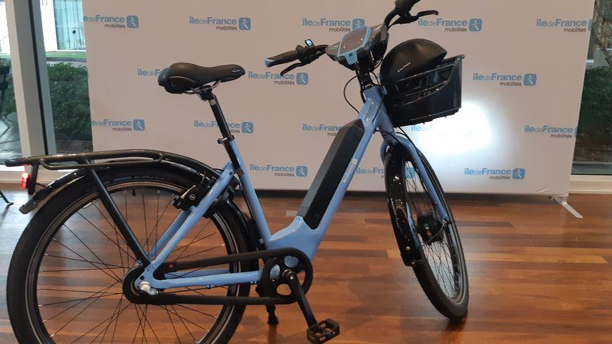 Véligo, le vélo électrique lancé par la région Ile-de-France