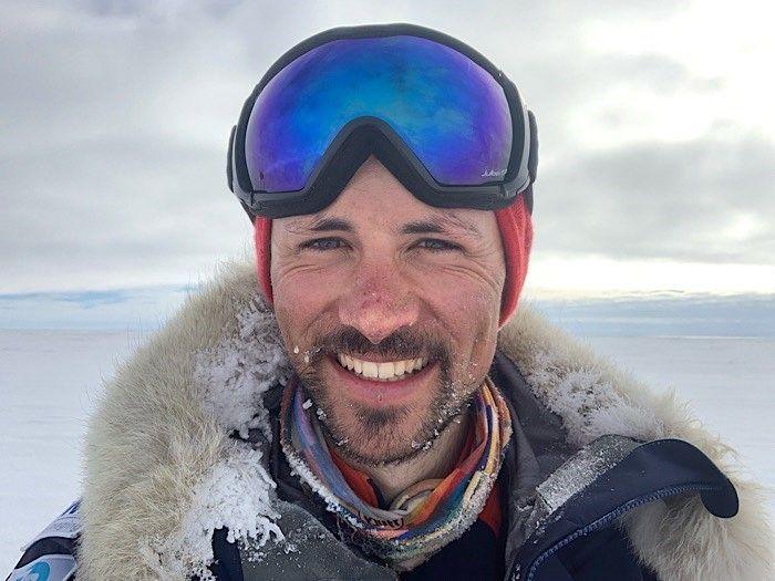 """A 26 ans, Matthieu Tordeur effectue """"l'expédition de sa vie"""""""