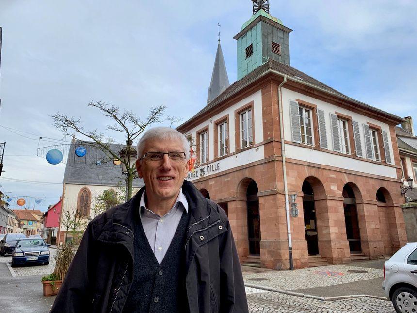 Ingwiller, Hugues Danner, ancien maire