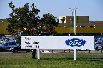 L'usine Ford de Blanquefort
