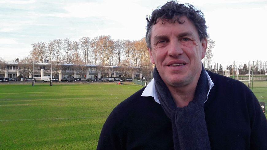 """Didier Lacroix, heureux d'organiser ce boxing day entre deux équipes """"qui se respectent et s'apprécient"""""""