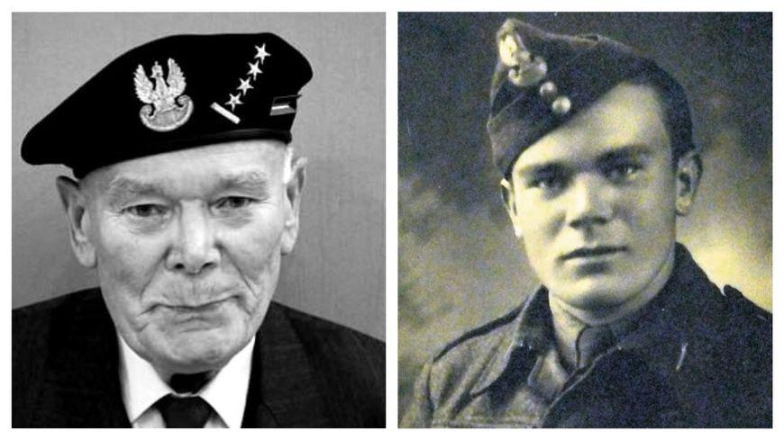 Édouard Podyma s'est éteint à l'âge de 96 ans. A 22 ans, il avait combattu avec la 1ère division blondée polonaise sur la colline de Montormel dans l'Orne.