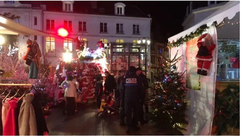 Des policiers municipaux en renfort sur le Marché de Noël