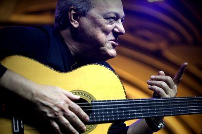 Le musicien brésilien Toquinho